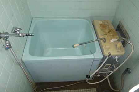 お手軽な浴室リフォーム